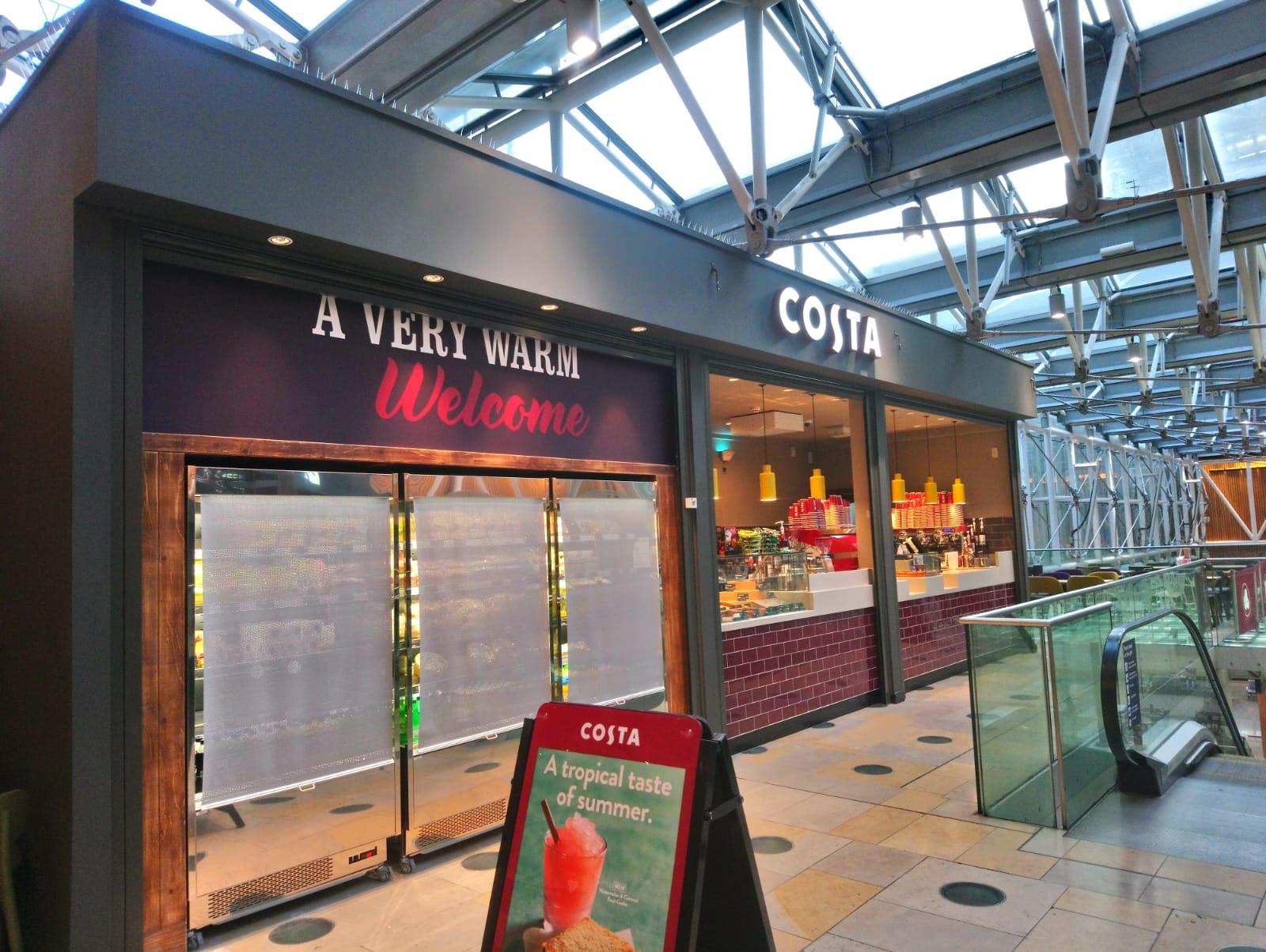 Costa Paddington